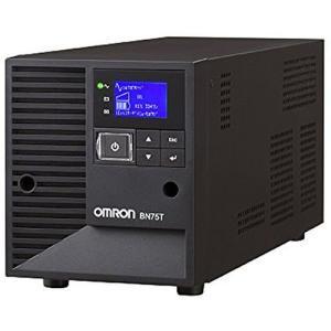 オムロン BN75T ラインインタラクティブ/750VA/680W/据置型|yamada-denki