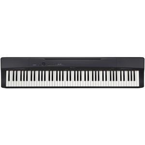 カシオ PX-160-BK 電子ピアノ 「Privia(プリヴィア)」 ソリッドブラック調|yamada-denki