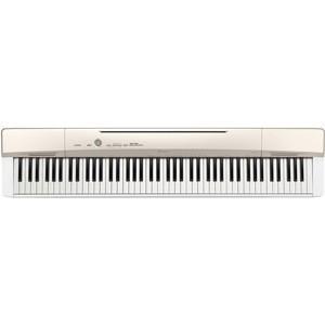 カシオ PX-160-GD 電子ピアノ 「Privia(プリヴィア)」 シャンパンゴールド調|yamada-denki