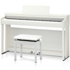 カワイ CN27-A 電子ピアノ(88鍵盤/プレミアムホワイトメープル調仕上げ)|yamada-denki