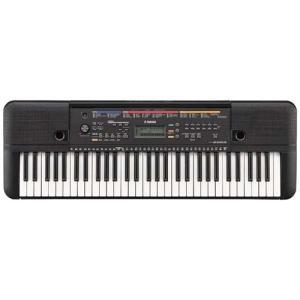 ヤマハ PSR-E263 電子キーボード 「PORTATONE(ポータトーン)」 61鍵|yamada-denki