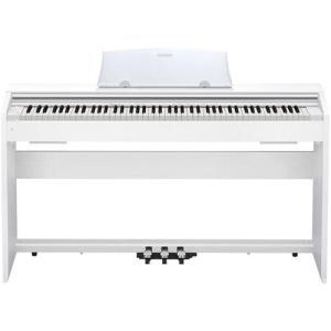 カシオ PX-770WE 電子ピアノ 「Privia(プリヴィア)」 ホワイトウッド調|yamada-denki