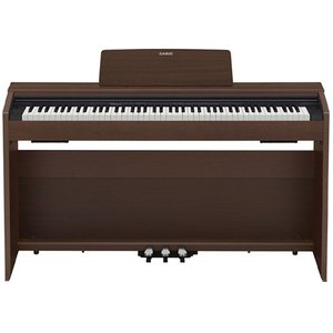 カシオ PX-870BN 電子ピアノ 「Privia(プリヴィア)」 オークウッド調|yamada-denki