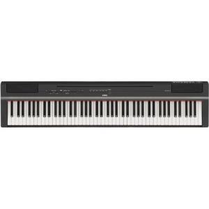 ヤマハ P-125B 電子ピアノ Pシリーズ ブラック<br>062