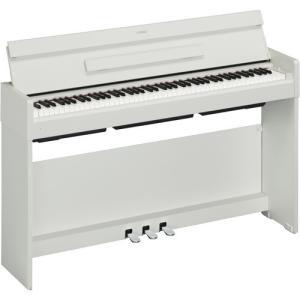 ヤマハ YDP-S34WH 電子ピアノ 「ARIUS(アリウス)」 ホワイトウッド調仕上げ|yamada-denki