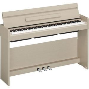ヤマハ YDP-S34WA 電子ピアノ 「ARIUS(アリウス)」 ホワイトアッシュ調仕上げ<...
