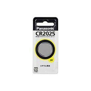 パナソニック 【コイン形リチウム電池】 CR2025P<br>070