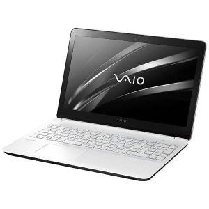 VAIO VJF15690111W 15.5型ノートパソコン VAIO Fit15E ホワイト|yamada-denki