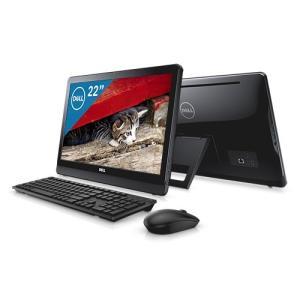 DELL AI16Y-7NL デスクトップパソコン Inspiron 22 3000 3264 オールインワン  ブラック