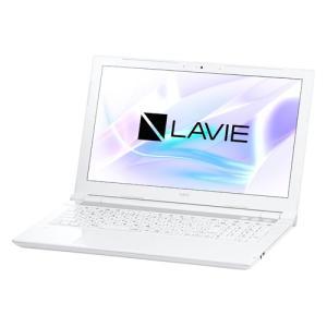 NEC PC-NS600JAW ノートパソコン LAVIE Note Standard  エクストラホワイト|yamada-denki