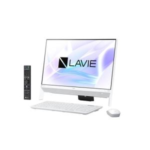 NEC PC-DA700KAW デスクトップパソコン LAVIE Desk All-in-one  ファインホワイト yamada-denki