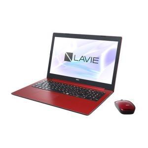 NEC PC-NS600MAR ノートパソコン LAVIE Note Standard カームレッド|yamada-denki