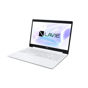 NEC PC-NS100N2W ノートパソコン LAVIE Note Standard  カームホワ...