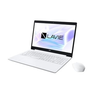 NEC PC-NS150NAW ノートパソコン LAVIE Note Standard  カームホワ...