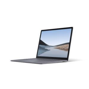 Microsoft VGY-00018 ノートパソコン Surface Laptop 3 13.5インチ i5 8GB 128GB プラチナの商品画像|ナビ