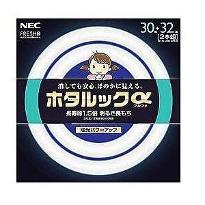 NECライティング 環形蛍光ランプ  FCL30.32EDF-SHG-A|yamada-denki