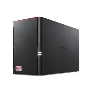 バッファロー LS520D0402 LS520Dシリーズ リンクステーション ネットワークHDD 4TB|yamada-denki