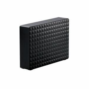 エレコム SGD-NZ030UBK 外付けハードディスク 3TB ブラック|yamada-denki