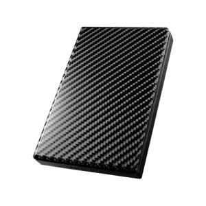 IOデータ HDPT-UT1K USB 3.0/2.0対応ポータブルハードディスク「高速カクうす」 1TB カーボンブラック yamada-denki
