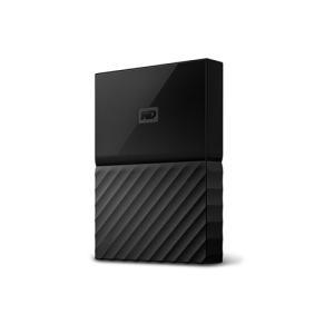 ウエスタンデジタル WDBS4B0020BBK-JESN ポータブルストレージ 「My Passpo...