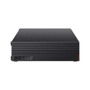バッファロー HD-LLD2.0U3-BKA 24時間連続録画対応 外付けHDD 2TB yamada-denki