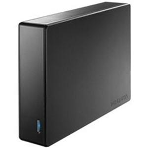 IOデータ HDJA-UT4.0W 外付ハードディスク [USB3.0・4TB] 電源内蔵 HDJA-UTWシリーズ (ブラック) yamada-denki
