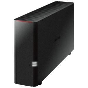 バッファロー LS210D0301G リンクステーション ネットワーク対応 外付けハードディスク 3...
