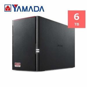 バッファロー LS520D0602G リンクステーション ネットワーク対応HDD 6TB yamada-denki