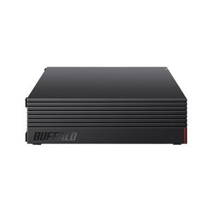 バッファロー HD-LDS3.0U3-BA USB3.1(Gen1)/USB3.0用 外付けHDD ...