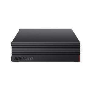 バッファロー HD-LDS4.0U3-BA USB3.1(Gen1)/USB3.0用 外付けHDD 4TB ブラック|yamada-denki