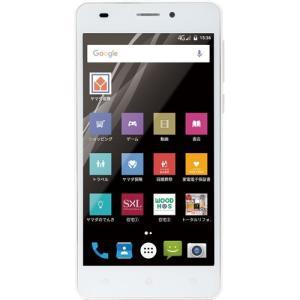 ヤマダ電機オリジナルモデル EP-171EN/G Android搭載SIMフリースマートフォン EveryPhone EN ゴールド yamada-denki
