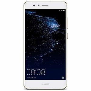 Huawei(ファーウェイ) WAS-LX2J-WHITE 5.2インチ液晶 Android7.0搭載 SIMフリースマートフォン 「P10 lite」 パールホワイト|yamada-denki