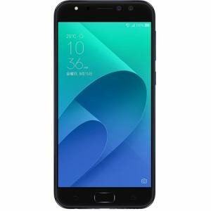 ASUS ZD552KL-BK64S4 SIMフリースマートフォン 5.5型ワイド 「ZenFone 4 Selfie Pro」 ネイビーブラック|yamada-denki