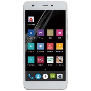 ヤマダ電機オリジナル EP-172BZ/G Android搭載SIMフリースマートフォン EveryPhone BZ  ゴールド yamada-denki