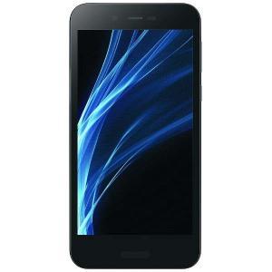シャープ SH-M05-B SIMフリースマートフォン Android 7.1 5.0型 「AQUOS(アクオス)」 ブラック|yamada-denki