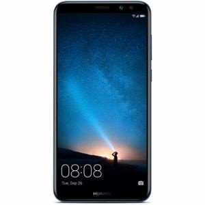 Huawei(ファーウェイ) MATE10LITE/BLUE SIMフリースマートフォン 「Mate 10 lite」 5.9インチ液晶 Android7.0搭載 オーロラブルー|yamada-denki