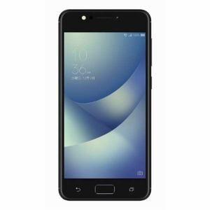 ASUS ZC520KL-BK32S3 SIMフリースマートフォン Android 7.1.1・5.2型 「ZenFone 4 Max」 32GB ネイビーブラック|yamada-denki