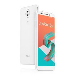 ASUS ZC600KL-WH64S4 SIMフリースマートフォン Zenfone 5Q 64GB ムーンライトホワイト yamada-denki
