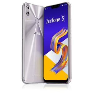 ASUS ZE620KL-SL64S6 SIMフリースマートフォン Zenfone 5 64GB スペースシルバー yamada-denki