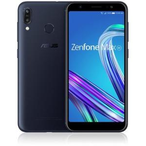 ASUS ZB555KL-BK32S3 SIMフリースマートフォン 「Zenfone Max M1 Series」 5.5インチ/メモリ 3GB/ストレージ 32GB ディープシーブラック|yamada-denki