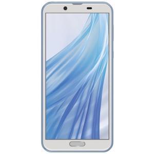 シャープ SH-M08A SIMフリースマートフォン AQUOS sense2 5.5型 メモリ/ストレージ:3GB/32GB アーバンブルー|yamada-denki