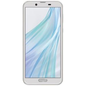 シャープ SH-M08S SIMフリースマートフォン AQUOS sense2 5.5型 メモリ/ストレージ:3GB/32GB ホワイトシルバー|yamada-denki