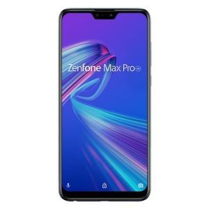 ASUS ZB631KL-BL64S4 SIMフリースマートフォン Zenfone Max Pro M2  ミッドナイトブルー