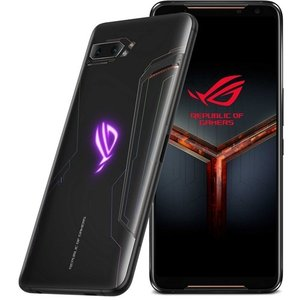 ASUS ZS660KL-BK1TR12 SIMフリースマートフォン ROG Phone 2 マット...