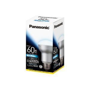 パナソニック LDR6DW EVERLEDS(エバーレッズ)LED電球 (レフ電球形・全光束185lm/昼光色・口金E26)|yamada-denki