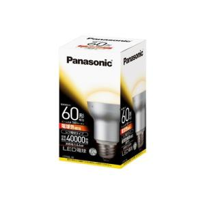 パナソニック LDR6LW EVERLEDS(エバーレッズ)LED電球 (レフ電球形・全光束160lm/電球色・口金E26)|yamada-denki