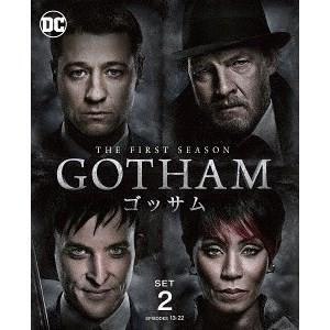 <DVD> GOTHAM/ゴッサム<ファースト>後半セット<br>240