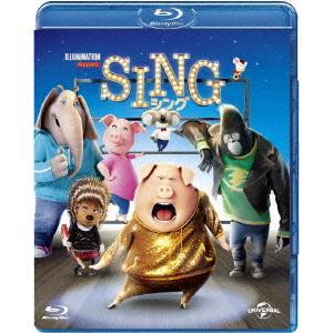 SING/シング  Blu-ray