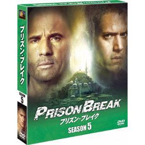 <DVD> プリズン・ブレイク シーズン5<SEASONSコンパクト・ボックス><br>...