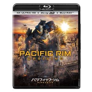 <4K ULTRA HD> パシフィック・リム:アップライジング アルティメット・コレクターズ・エディション -シベリア対決セット-(4K ULTRA HD+3D Blu-ray+Blu-ray)